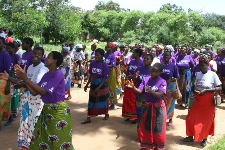 Malawi Chapter, has launched a 50-50 campaign for women